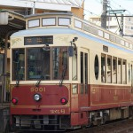 【Tokyo Train Story】都電荒川線のレトロ風車両をドーンと画面いっぱいで