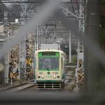 【Tokyo Train Story】鉄塔の隙間から(都電荒川線)