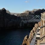 海を間近に感じながら全長500mの赤崎遊歩道を歩いてみる。ここ眺める夕日も最高ですよ! 『 #tokyo島旅山旅 で神津島に行こう!』 その23 #神津島