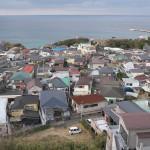 神津島の集落を一望することができるよたね広場 保存展示されている古民家もあるよ 『 #tokyo島旅山旅 で神津島に行こう!』 その28 #神津島