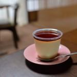 神津島のスマイルカフェ潮彩でてづくりプリンとコーヒーをいただいてきた 『 #tokyo島旅山旅 で神津島に行こう!』 その30 #神津島