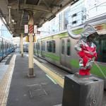 【Tokyo Train Story】緑と青に挟まれた小便小僧(山手線、京浜東北線)