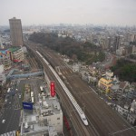 【Tokyo Train Story】王子にある北とぴあは東北新幹線などの鉄道を眺めるお勧めスポット