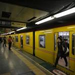 【Tokyo Train Story】上野駅ホームのカーブ(銀座線)