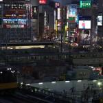 【Tokyo Train Story】銀座線が走る渋谷の風景