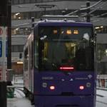 【Tokyo Train Story】雪景色の中の都電荒川線を撮る