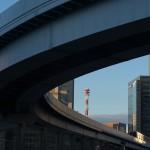 【Tokyo Train Story】ゆりかもめがギラリ