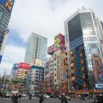 【Tokyo Train Story】派手なビル街に現れる総武線の姿