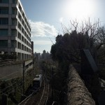 【Tokyo Train Story】広く青い空の下を都電荒川線が走る