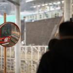 【Tokyo Train Story】鏡の中に(都電荒川線)