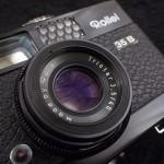 【フィルムカメラ】はじめまして、Rollei 35B サヨナラ、Rollei 35B(西新宿で撮影したモノクロ写真も公開)