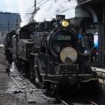 3月12日(土)、13日(日)は大井川鐵道でSLフェスタ2016が開催中!SLの重連や3台のSLが並ぶ様子を撮影してきました!
