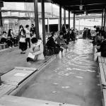 【フィルムカメラ】RICOH GR1sで撮影したモノクロな熱海 『春の青春18きっぷの旅 熱海温泉巡り編』 その9
