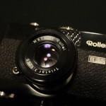 【フィルムカメラ】Rollei B35が我が家にやって来た!