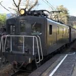 電気機関車が牽引する臨時の普通列車に乗車して大井川鉄道の旅が終わる 『大井川鉄道SL三昧の旅』 その10(最終回)