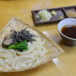 日本三大うどんのひとつである水沢うどんを大澤屋で食べてみた! 『春の青春18きっぷの旅 伊香保温泉編』 その6