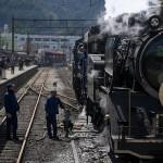 千頭駅で大井川鐵道SLフェスタでのSLの重連をたっぷり撮影してみた 『大井川鉄道SL三昧の旅』 その5