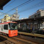 【Tokyo Train Story】工事中の鬼子母神前電停にて(都電荒川線)