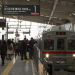 【Tokyo Train Story】蒲田駅に到着した東急池上線