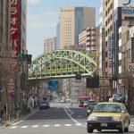 【Tokyo Train Story】道路を越える鉄橋(総武線)