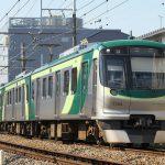 【Tokyo Train Story】東急多摩川線を編成で撮る