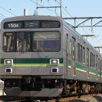 【Tokyo Train Story】編成写真を撮りたくなる路線(東急多摩川線)