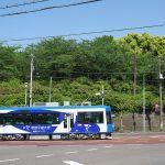 【Tokyo Train Story】初めての新緑の季節 都電荒川線8900形