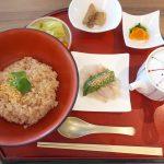 【カフェ】御茶ノ水のお勧めランチスポット GREEN TEA RESTAURANT 1899 OCHANOMIZUの鯛茶漬けが美味い!