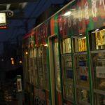 【Tokyo Train Story】夜の鬼子母神前電停にて(都電荒川線)