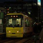 【Tokyo Train Story】夜の黄色い都電