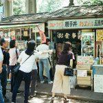 【フィルムカメラ】Rollei B35で撮影したゴールデンウィーク中の上野公園の風景