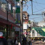 【Tokyo Train Story】鵜の木駅前の商店街(東急多摩川線)
