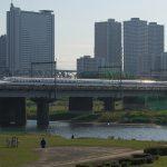 【Tokyo Train Story】神奈川から東京へ(東海道新幹線)