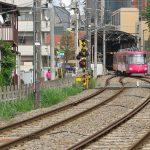 【Tokyo Train Story】ドーム型の三軒茶屋駅から出る東急世田谷線