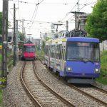 【Tokyo Train Story】紫とピンクの東急世田谷線