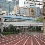 【Tokyo Train Story】メルヘンチックな光景の中を走るゆりかもめ