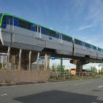 【Tokyo Train Story】青空に映える東京モノレール