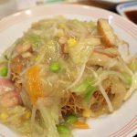 リンガーハットの長崎皿うどんと餃子でお気軽ランチ 安心安定の美味しさに満足でした