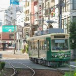 【Tokyo Train Story】緑の都電荒川線7700形車両