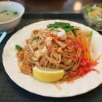 目白のプァンタイで格安でそれでいて美味なるタイ料理を食べてみた ランチセットのパッタイが何と650円! #地域ブログ