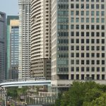 【Tokyo Train Story】高層ビルの街並み(ゆりかもめ)