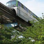 【Tokyo Train Story】緑の中を走り抜ける東京モノレール