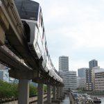 【Tokyo Train Story】東京モノレールを間近で見られる場所