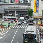 【Tokyo Train Story】頭上を走る地下鉄が見える風景(銀座線)