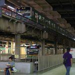 【Tokyo Train Story】上野駅の地平ホームと地上ホーム