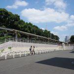 【Tokyo Train Story】原宿駅の皇室専用宮廷ホーム