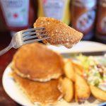 川越にあるBurger Cafe honohono(バーガーカフェ ホノホノ)のパンケーキが美味い! #地域ブログ #川越