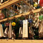 川越氷川神社の縁むすび風鈴は夏の暑さの中で涼やかな風鈴の音色が境内に響き渡る! #地域ブログ #川越