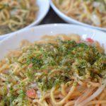 「すみよし」でひたちなか市のご当地グルメである那珂湊焼きそばを食べてみた! #地域ブログ