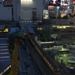 【Tokyo Train Story】地下鉄銀座線を見下ろす風景